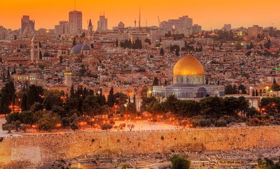 Resultado de imagen para Himno a Jerusalén, madre de todos los pueblos