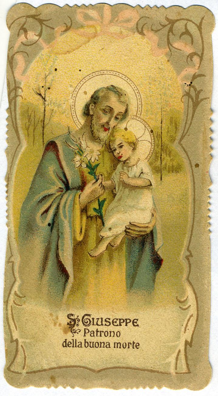 San José, esposo la Virgen María